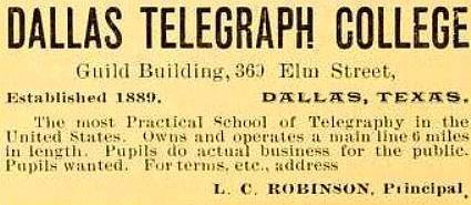 dallas_telegraph_college