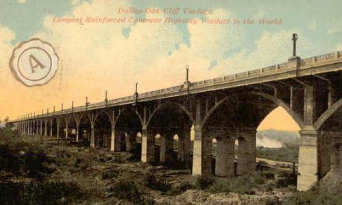 Dallas-Oak Cliff Viaduct