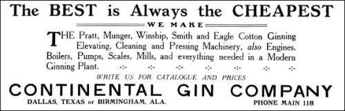 continental-gin_ad_dallas-police_1910