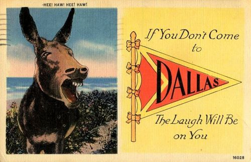 dallas_postcard_hee-haw