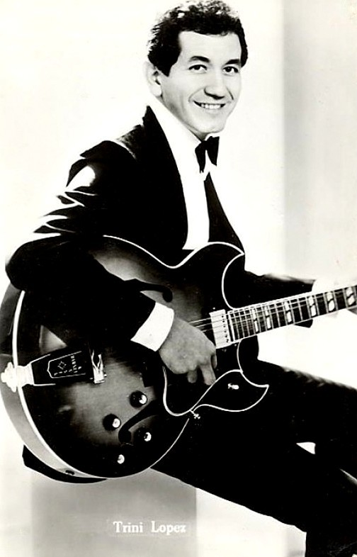 Trini Lopez - Rock On / It Hurts To Be In Love