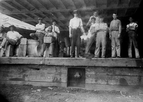 moore-with-box_loading-dock_c1910