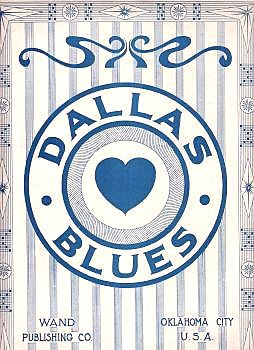 dallas-blues-sheet-music