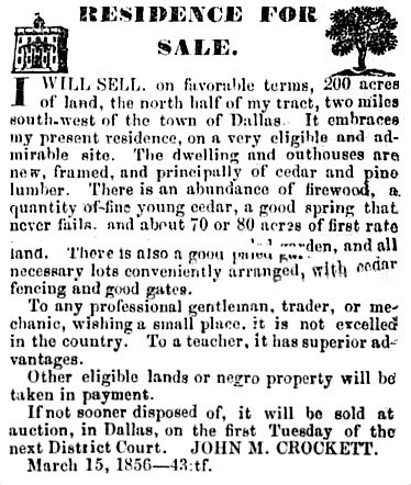trade_for_negro_dallas-herald_1856