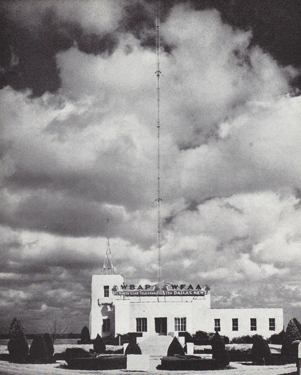 WFAA & WBAP's Unusual Broadcasting Alliance | Flashback : Dallas