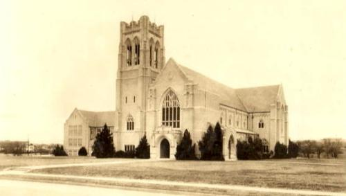 Highland Park Methodist Church Dallas, TX