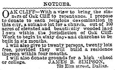 simpson_oak-cliff-land-donation_dmn_031491