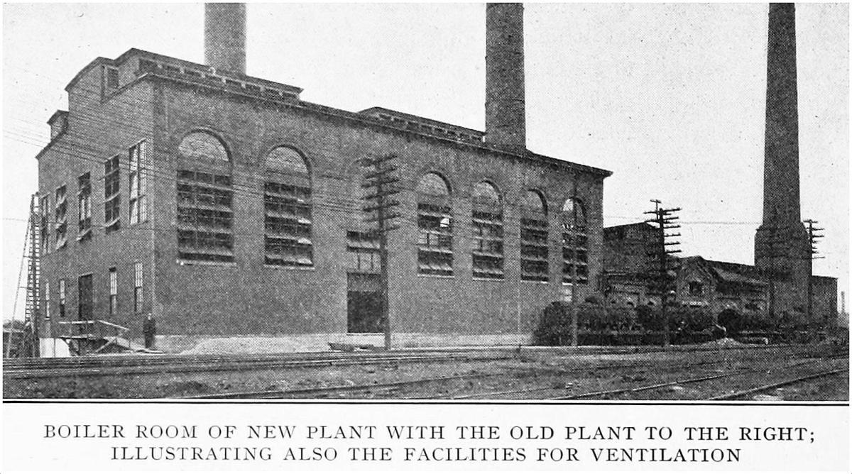 Oak Island Power Company