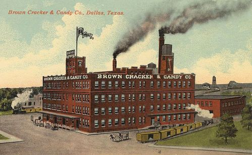 brown-cracker_postcard_cook-degolyer
