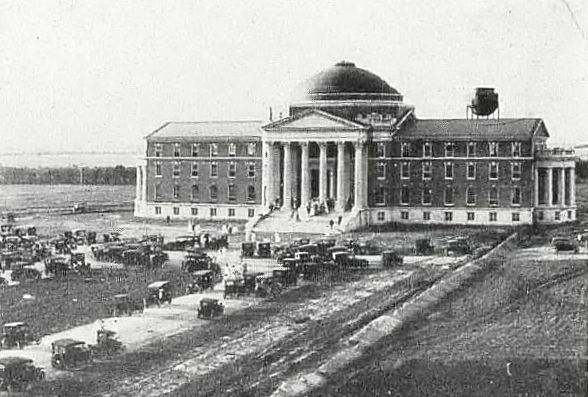Image result for southern methodist university campus 1937