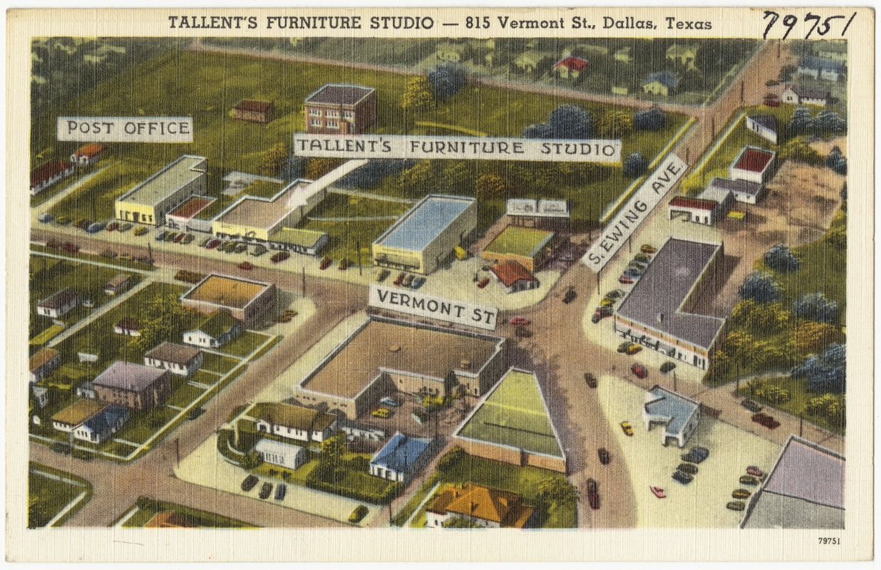 Trinity Heights The Tallent Furniture Studio and The Sunshine