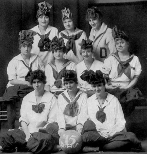 basketball_dallas-high-school_1915-girls-photo_dhs-yrbk