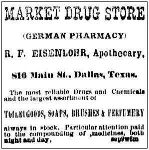 eisenlohr_market-drug-store_dallas-herald_021877