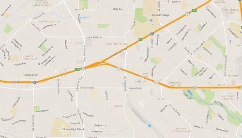 interchange-map
