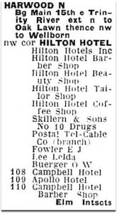 hilton_harwood_1930-directory