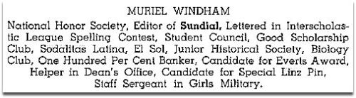 muriel-windham_sunset-high-school_1944-clubs