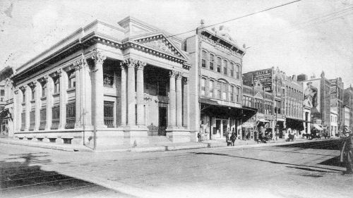 city-national-bank_postcard_bw