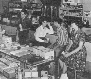cole-haskell-drug-store_ndhs_1963-yrbk-photo