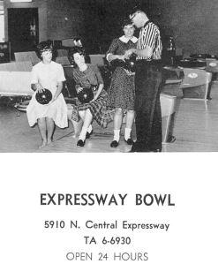 expressway-bowl_ndhs_1963-yrbk