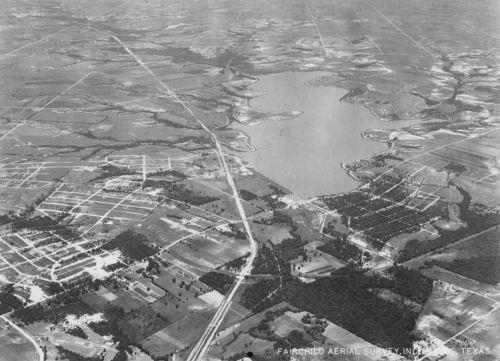 white-rock-lake_fairchild-aerial_degolyer_smu_1926