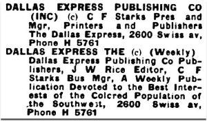 dallas-express_1923-directory