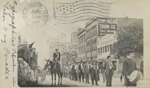 labor-day-parade_typographical-union_ca1911_cook-colln_degolyer