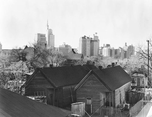 skyline-from-tenement-housing_haskins-coll_uta-120450