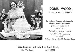 adamson_1966-yrbk_doris-wood-bridal