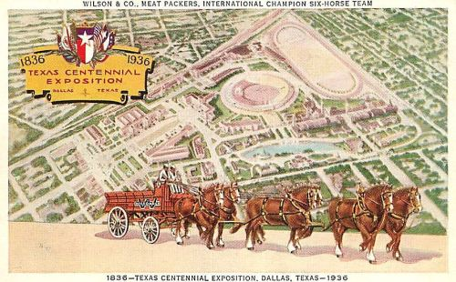 wilson-co_clydesdales_1936_ebay