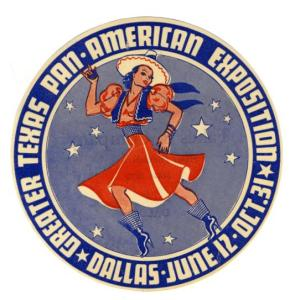 pan-american-expo_sticker_1937_cowgirl