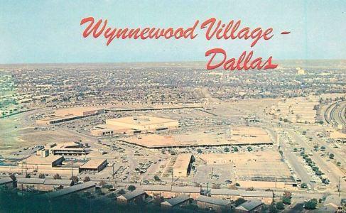 wynnewood-village_postcard_birdseye