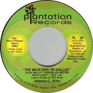 back-side-of-dallas_jeannie-c-riley_label