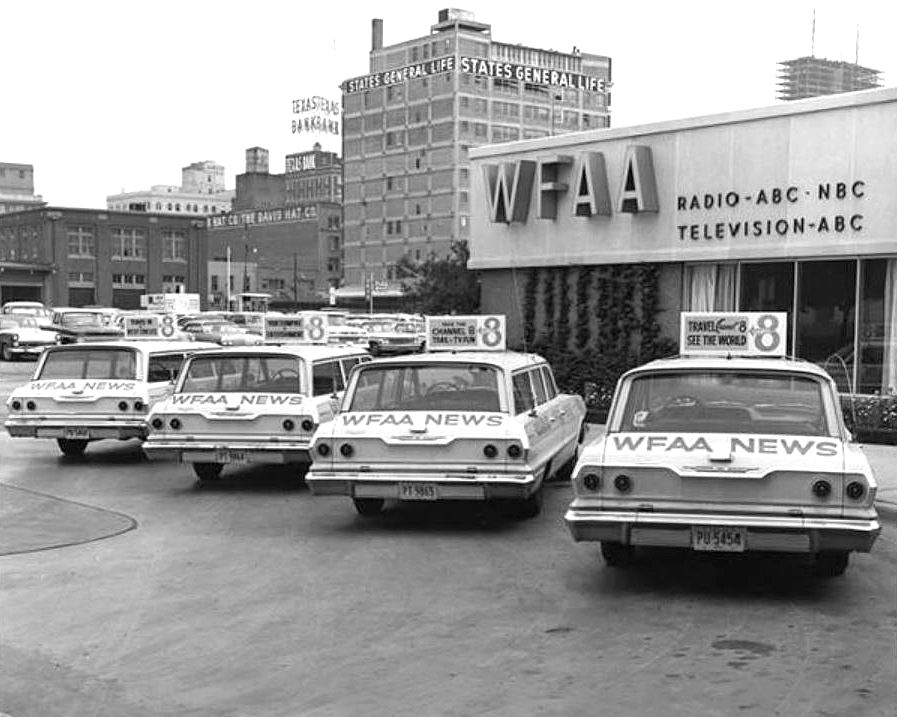 WFAA   Flashback : Dallas