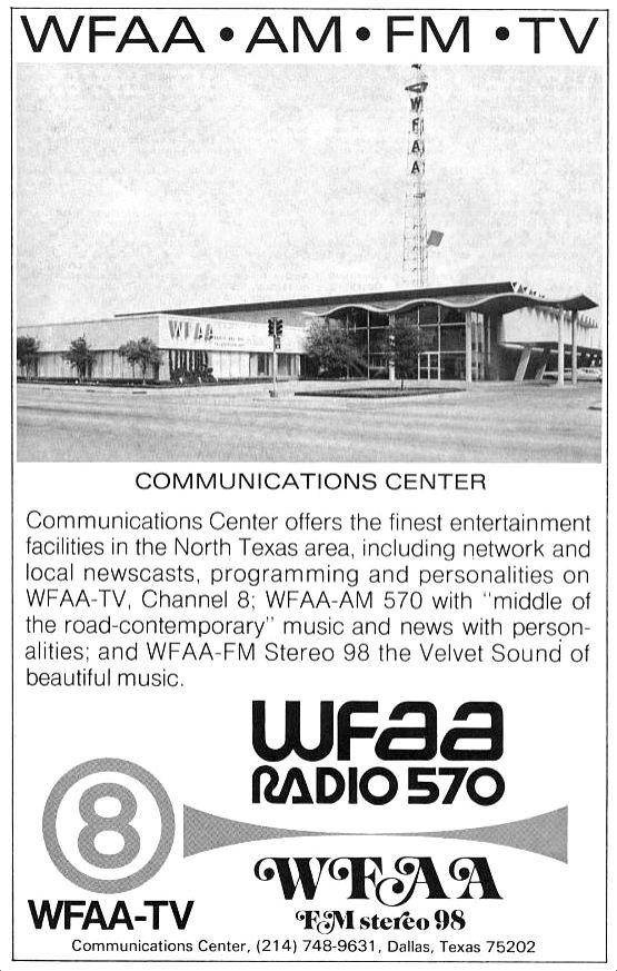 WFAA | Flashback : Dallas