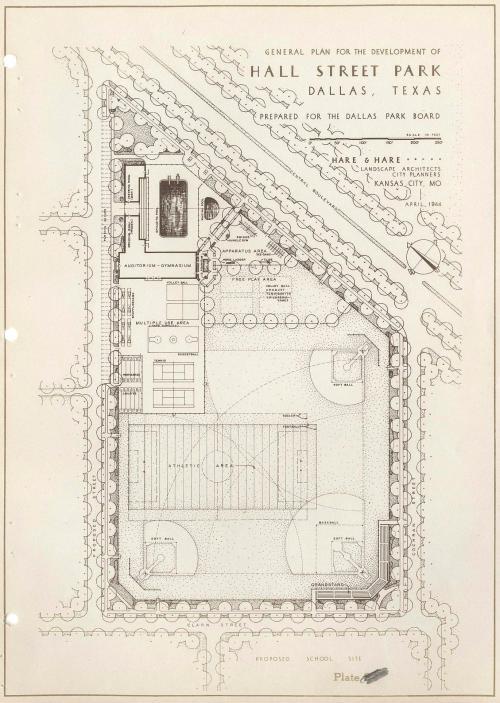 hall-street-park_bartholomew-plan-1946