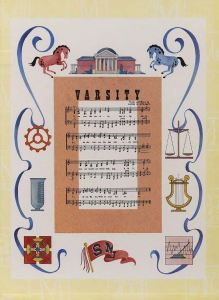 varsity-fight-song_smu-yrbk_1951