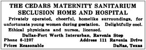 cedars-maternity-sanitarium_tx-state-journal-of-medicine_oct-1933_portal_text