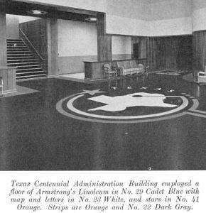 tx-centennial_armstrong-linoleum_admin-bldg_texas-floor