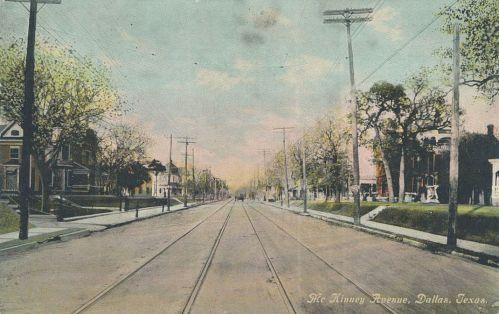 mckinney-avenue_postcard_ebay