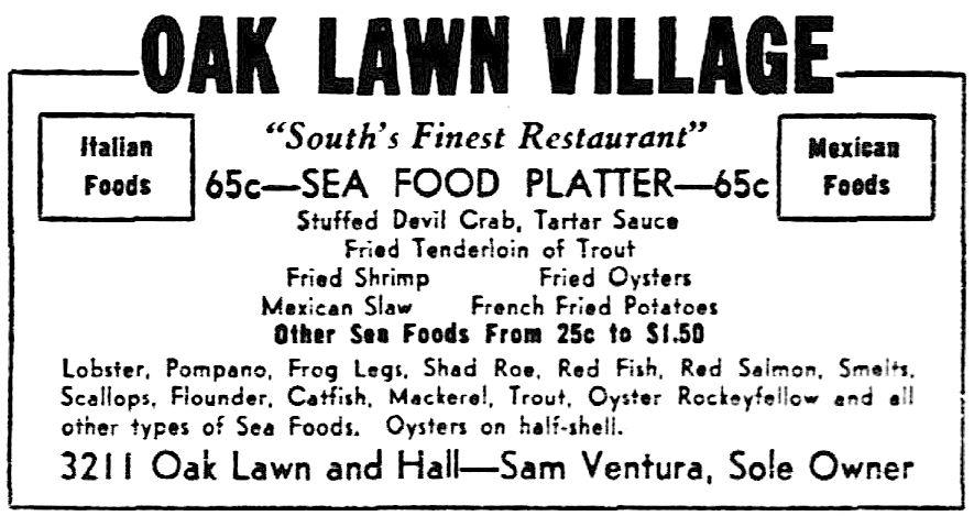 1940_oak-lawn-village-ad_sept-1950
