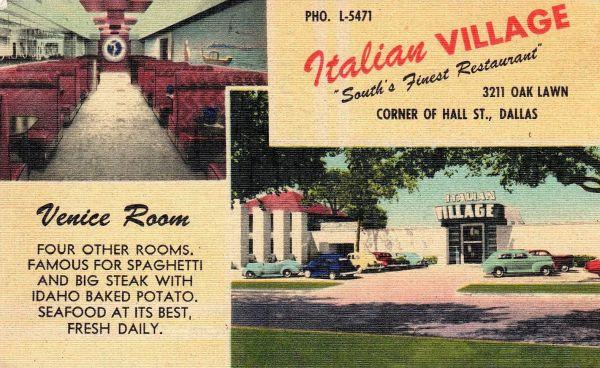 italian-village_postcard_yellow_ebay