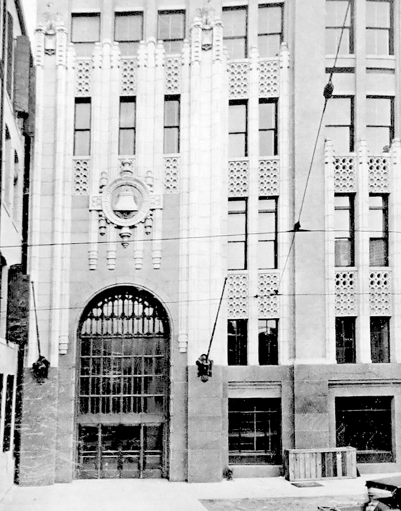 the new southwestern bell telephone co  building  u2014 1928