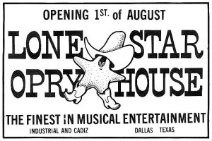 willie-nelson-program_1974_lone-star-opryhouse