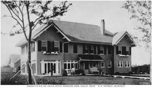 austin-frank-house_highland-park_western-architect_july-1914