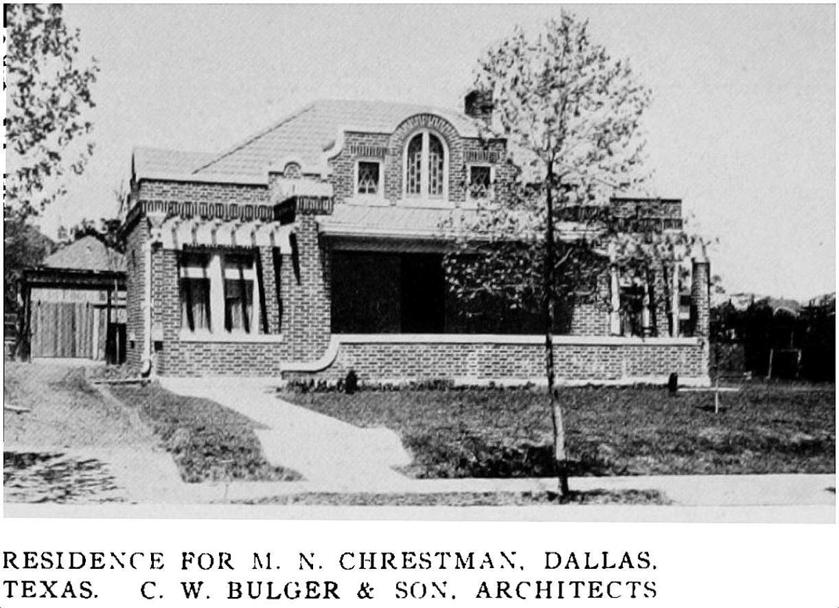chrestman-house_western-architect_july-1914