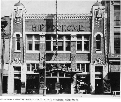 hippodrome-theater_western-architect_july-1914