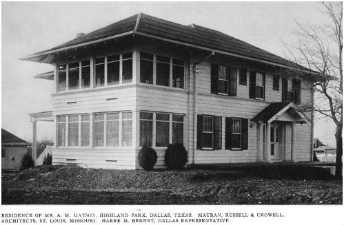 matson-a-m_house_highland-park_western-architect_july-1914_front