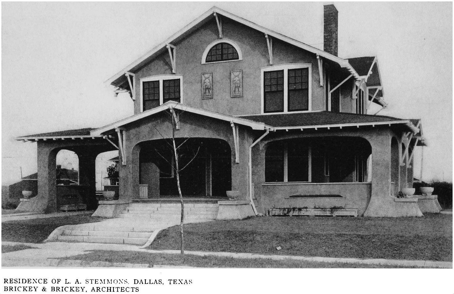 stemmons-house_western-architect_july-1914