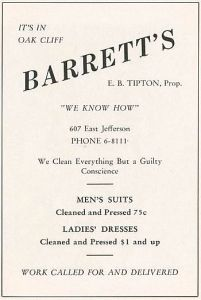 barretts-cleaners_ad_OC-city-within-a-city_ca-1929_SMU