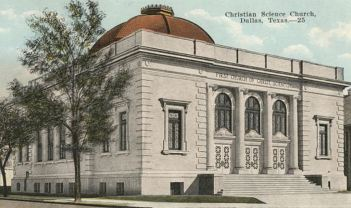 christian-science-church-postcard